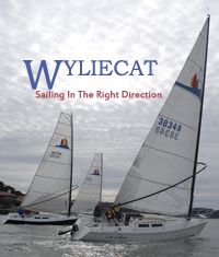 Wyliecat perfomance yachts
