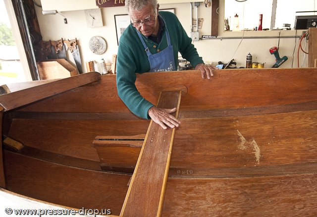 Pierre Cayard Is A Fine Furniture Worker By Trade, But When He Moved To San  Francisco Decades Ago, His Calling Changed As He Became The Primary Set  Builder ...