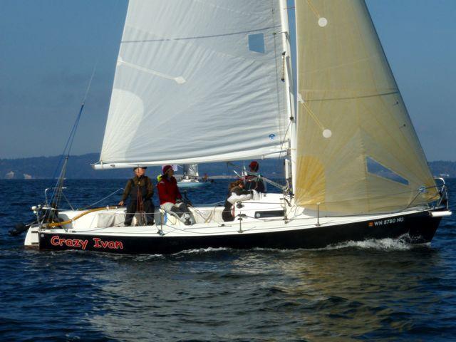 Sail Northwest Newsletter Vol  4