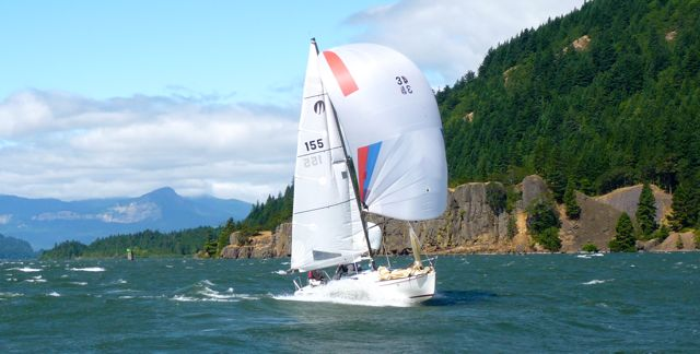 23 boats made the attempt at this year's windy, exciting and challenging ...
